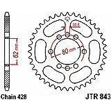 JT - Corona Jt 843 De Acero Con 51 Dientes