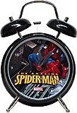 United Labels AG 0197556 - Wecker 10cm / Spider Man