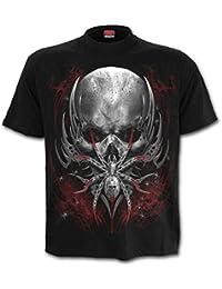 Spiral Direct - T-shirt - Homme noir BLACK,GREY,RED
