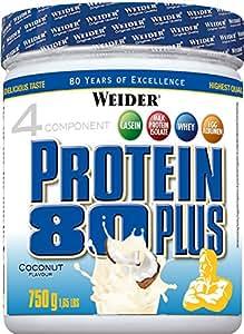 Weider Protéines en poudre Protein 80+  Cacao  750 g
