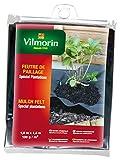 Vilmorin VB04153 Feutre de Paillage Spécial Plantation Polypropylène 100 g/m² 1,50 x 1,50 m