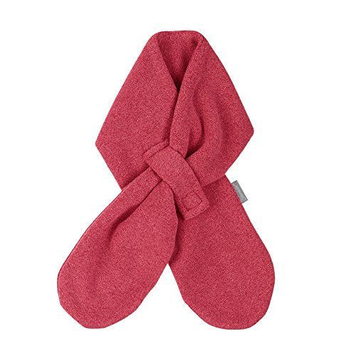 Sterntaler Sterntaler Schal mit Klettverschluss, Größe: S, Rot (Beerenrot Melange)