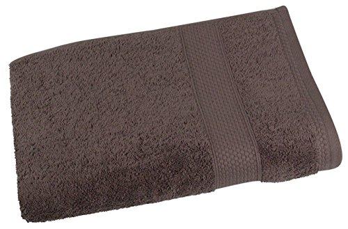 Handtuch, 50 x 90 cm, Chamois Wolke reine Baumwolle, 550 g/m²