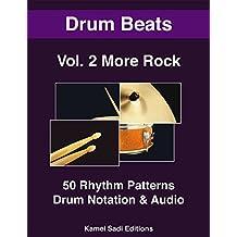Drum Beats Vol. 2: More Rock (English Edition)