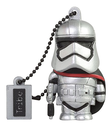 Tribe Captain Phasma Clé USB 8 Go Gris