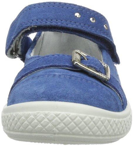 Superfit  Tensy, Ballerines pour fille Bleu - Blau (denim 90)