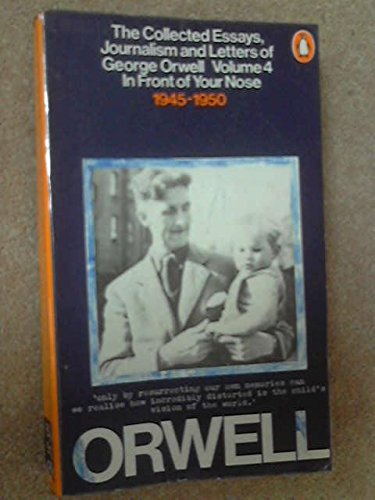 collected essays journalism george orwell The collected essays, journalism and letters of george orwell, volumes 1 through 4, by george orwell (harcourt brace jovanovich, 1968) text of individual works mentioned in this essay can also be found online at the following links from dag's orwell project .