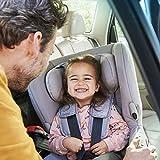 Maxi-Cosi Axiss, drehbarer Kindersitz, Gruppe 1 Autositz (9-18 kg), nutzbar ab 9 Monate bis 4 Jahre, robin red