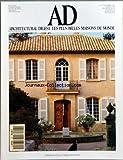 Telecharger Livres AD No 27 du 01 11 1990 ARCHITECTURAL DIGEST LES PLUS BELLES MAISONS DU MONDE (PDF,EPUB,MOBI) gratuits en Francaise