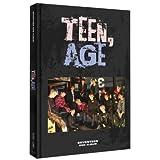 SEVENTEEN 2nd Album TEEN, AGE RS ver. CD+120p PhotoBook+Lyrics Paper+PhotoCard+Portrait Desktop Stand+Folding Poster (ON PACK)+Name Sticker Sealed