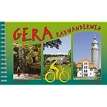 Gera-Radwanderweg: Von der Schmücke nach Gebesee. Maßstab 1:50.000. (Radfernwege)