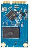 Sandisk Z400s SSD mSATA 64GB - Disco duro sólido SD8SFAT-064G-1122 (Azul, 0 - 70 °C, -55 - 85 °C, FCC, UL, TUV, KC, BSMI, VCCI)