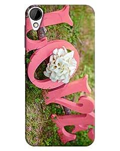 HTC Desire 10 Lifestyle Back Cover (3D Printed Designer Case) By FurnishFantasy