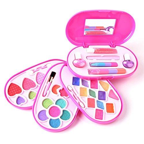 Juego de maquillaje para niñas