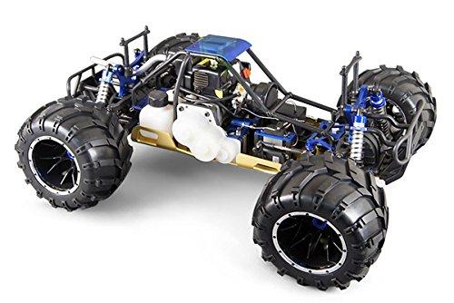 HSP - Coche RC Skeleton Monster 1/5 Gasolina 32cc...
