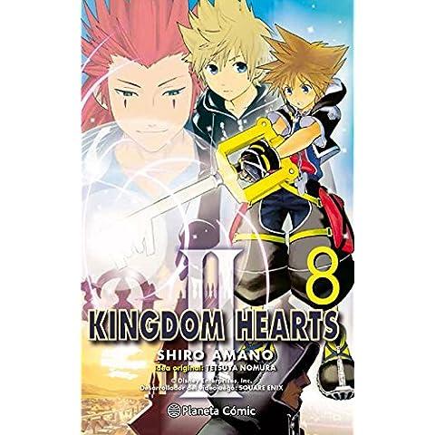 Kingdom Hearts II - Número 8