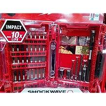 Milwaukee 4932430582 - La onda de choque de 40 piezas de perforación conjunto y el tornillo