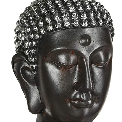 Große Buddha-Statue – Höhe: 62 cm - 2