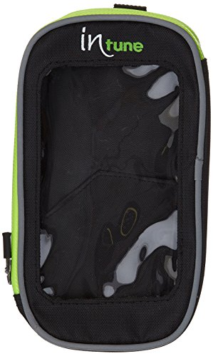 inTUNE Universal Smartphone Gürtel-tasche Big Phone Pocket1 PP1, Black, Uni, 3760080590064