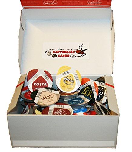 Tassimo Probierpaket Only Black - 30 verschiedene Kaffee- und Espressosorten in schöner Geschenkbox
