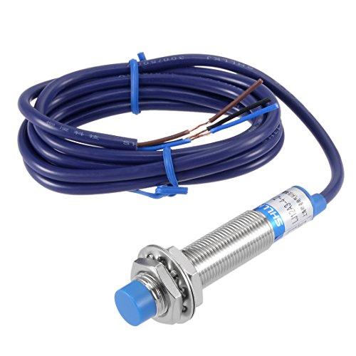 uktive Nähe Sensor Schalter PNP NC DC 6-36V 200mA 3 Draht LJ12A3-4-Z/AY ()