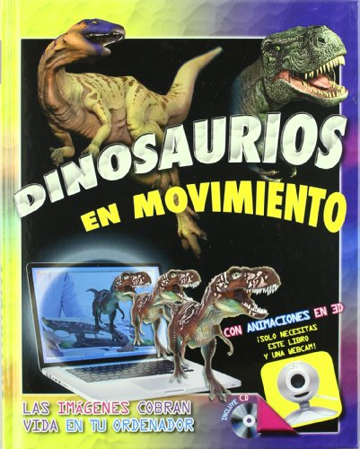 Dinosaurios en Movimiento (Realidad Aumentada) por John Woodward