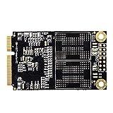 Homyl 60GB mSATA SSD-Festplatte (SATA3.0 Standard) 1/8 Zoll Solid Statae Drive für Laptops