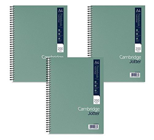 Cambridge Jotter A4 Card Cover W...