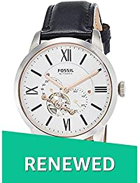 (Renewed) Fossil Townsman Analog Silver Dial Mens Watch - ME3104#CR