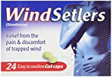 Windsetlers Gel Caps 24S Z, 24 Each