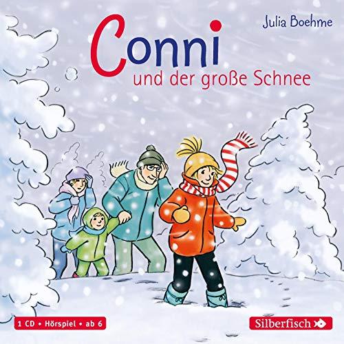 Große Schnee (Conni und der große Schnee (Meine Freundin Conni - ab 6 16): 1 CD)