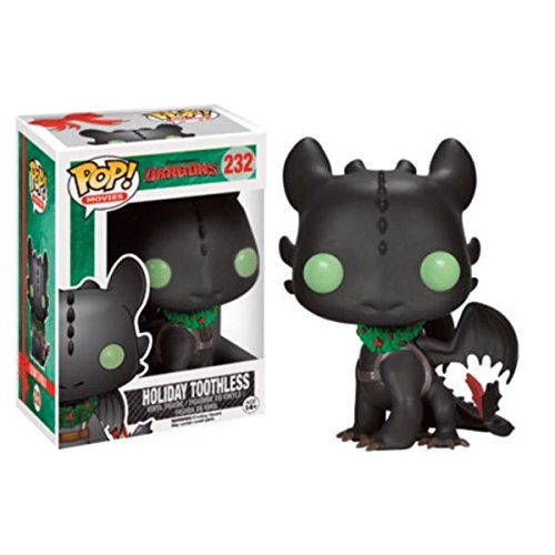 Figura Pop. How To Train Your Dragon Toothless