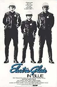 Electra Glide in Blue Affiche du film Poster Movie Electra Glide dans le bleu (11 x 17 In - 28cm x 44cm) French Style A