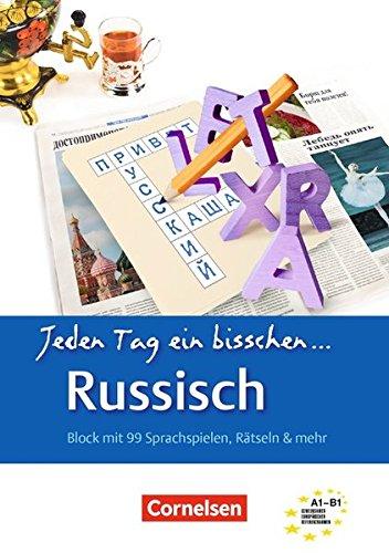 Lextra - Russisch - Jeden Tag ein bisschen Russisch: A1-B1 - Selbstlernbuch