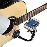 Guitar Sidekick universale smartphone supporto del supporto per iPhone Samsung LG