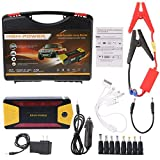 Best Battery Booster Packs - Uniqus Top Quality 1 Set Car Jump Starter Review