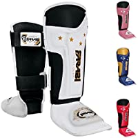 Farabi T-TECH Kids Boxing Shin guards Junior Shin Pad
