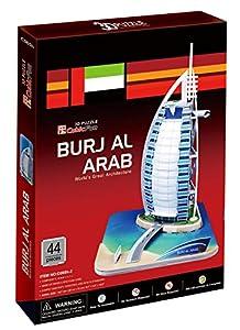 Mehano 58764-Puzzle Burj Al Arab-Dubai