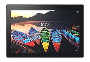 "Lenovo TB3-X70L Tablet con Display da 10.1"" Full HD IPS, Processore MediaTek MT8732, RAM 2 GB, 32 GB HDD, LTE, S.O. Android 5.0, Nero Carbone"