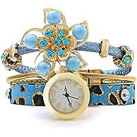 229864355bd0 Leopard Shop Reloj de pulsera de cuarzo hembra Vog