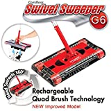 Best Electric Brooms - Cordless Swivel Sweeper Rotating Sweeper Refill Household Automatic Review