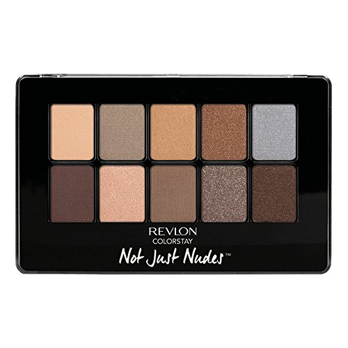 Revlon Colorstay not just Nudes Shadow palette, appassionato nudi
