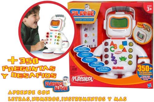 Imagen principal de Hasbro Playskool Alphie - Robot educativo