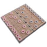 Chinesisches Schach Xiangqi mit Magnetic Travel Set, T Tocas (Medium...