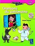 Chansons du patrimoine : 5/8 Ans (1CD audio)