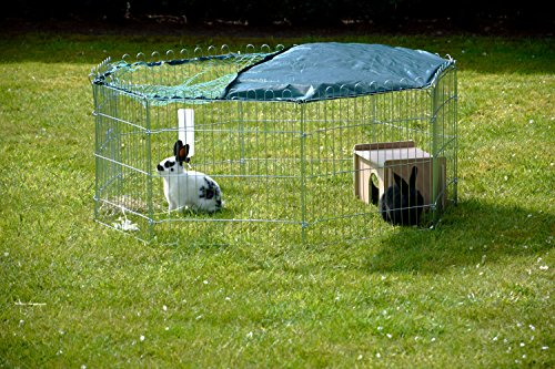 Kaninchengehege, Dobar, einstöckig - 6