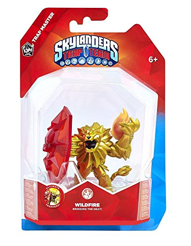 Figurine Skylanders : Trap Team - Wildfire
