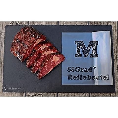 55Grad Membran-Reifebeutel / DryAge Beutel Größe M