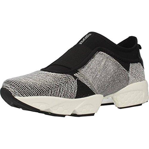 Sport scarpe per le donne, color Grigio , marca SIXTY SEVEN, modelo Sport Scarpe Per Le Donne SIXTY SEVEN SAMANTHA 2A1 Grigio