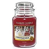 Yankee Candle Stort Doftljus i ett Glas, Christmas Magic